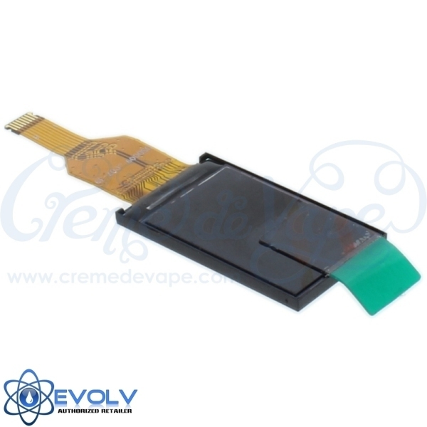 Evolv colour replacement screen