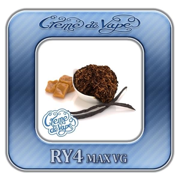 RY4 MAX VG by Creme de Vape - 30ml