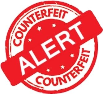 Read entire post: Counterfeiting