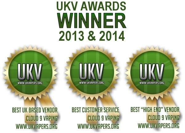 Read entire post: 2014 UKVapers.org Awards