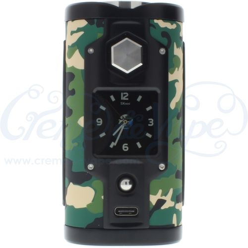 SXmini G Class Mod by YiHi - LE Forest Camo