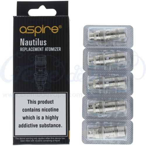 Aspire Nautilus 2 Heads