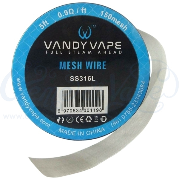 Vandy Vape Mesh Wire - Creme de Vape