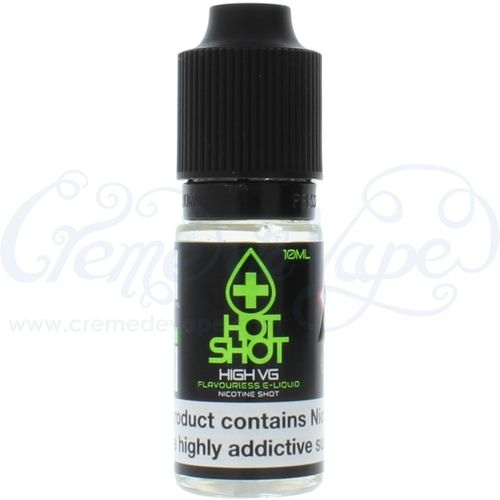 18mg Flavourless Nicotine Hot Shot by Vapour Labs
