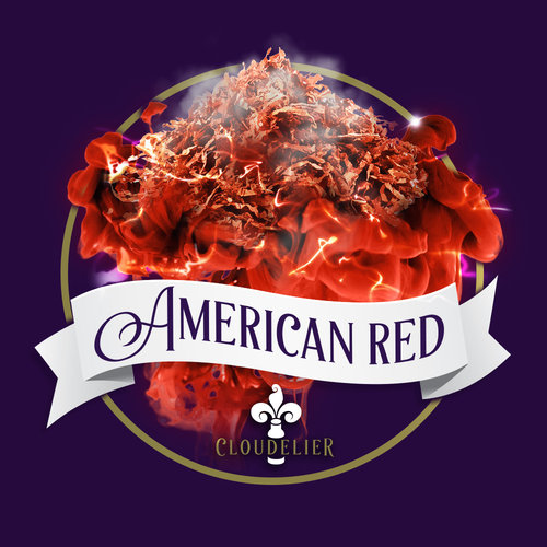 American Red by Cloudelier 10ml