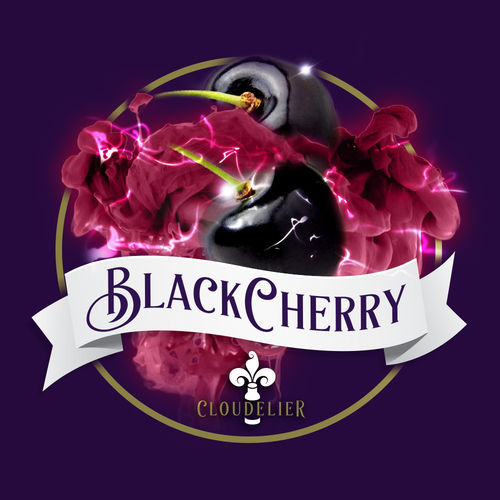 Black Cherry by Cloudelier - 10ml