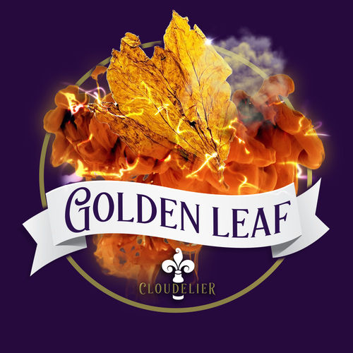 Golden Leaf by Cloudelier - 10ml