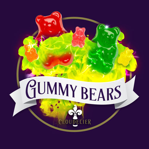 Gummy Bears by Cloudelier - 10ml