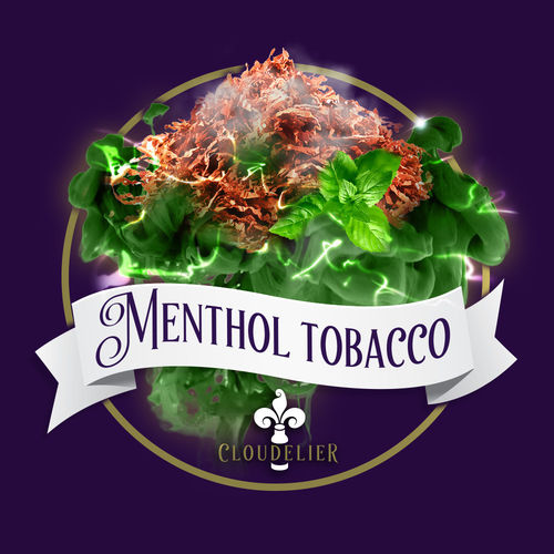 Menthol Tobacco by Cloudelier - 10ml