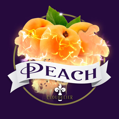 Peach by Cloudelier - 10ml