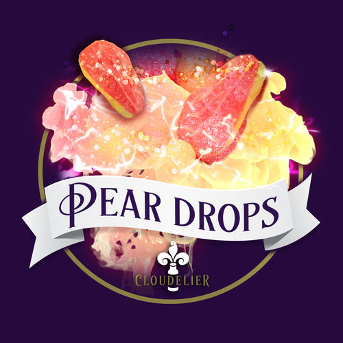 Pear Drops by Cloudelier - 10ml