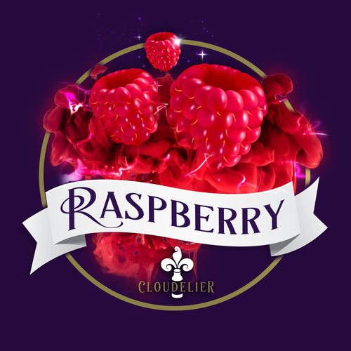 Raspberry by Cloudelier - 10ml