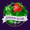 Strawberry Menthol by Cloudelier - 10ml
