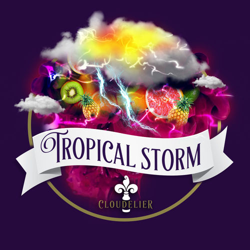 Tropical Storm by Cloudelier - 10ml
