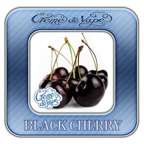 Black Cherry by Creme de Vape - 10ml