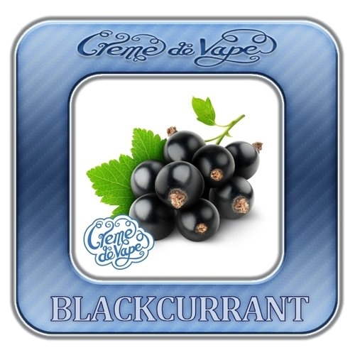 Blackcurrant by Creme de Vape - 10ml