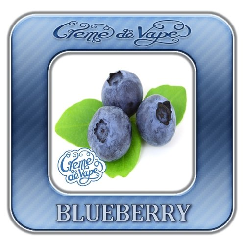 Blueberry by Creme de Vape - 10ml