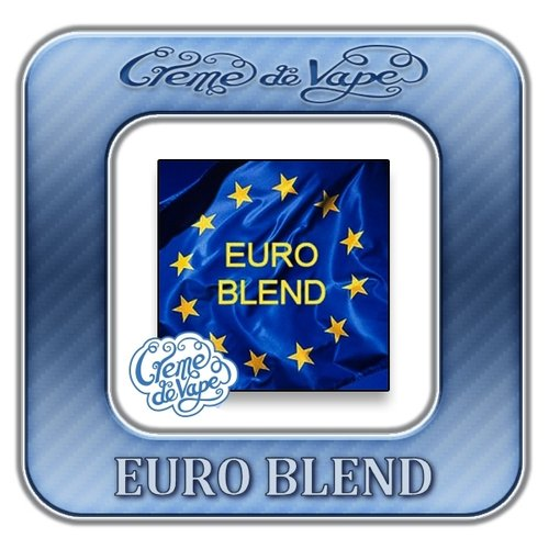 Euro Blend by Creme de Vape - 10ml