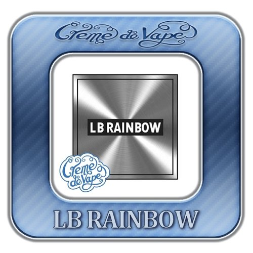LB Rainbow by Creme de Vape - 10ml