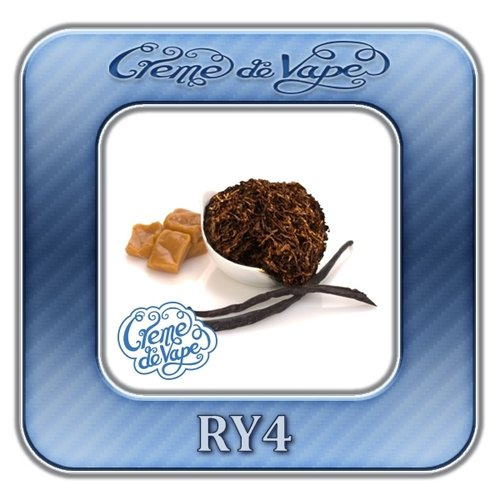 RY4 by Creme de Vape - 10ml
