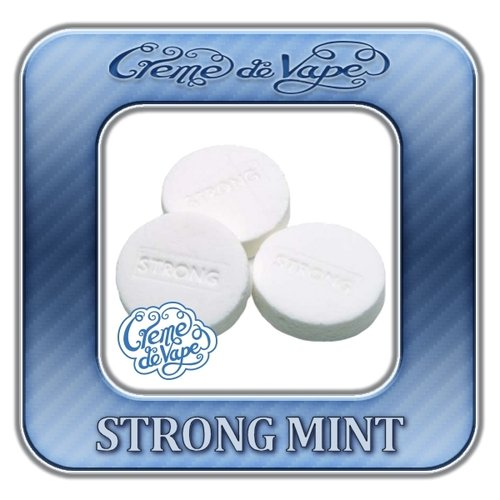 Strong Mint by Creme de Vape - 10ml