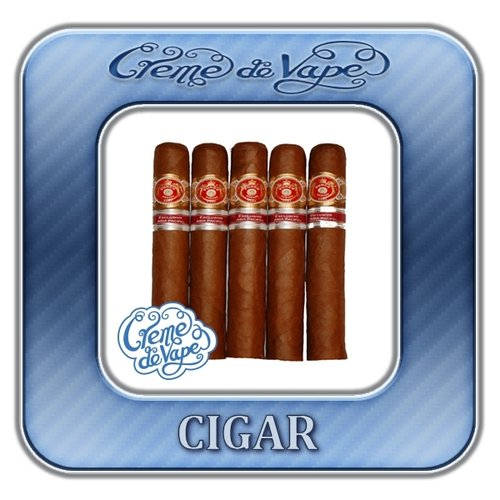 Cigar by Creme de Vape - 30ml