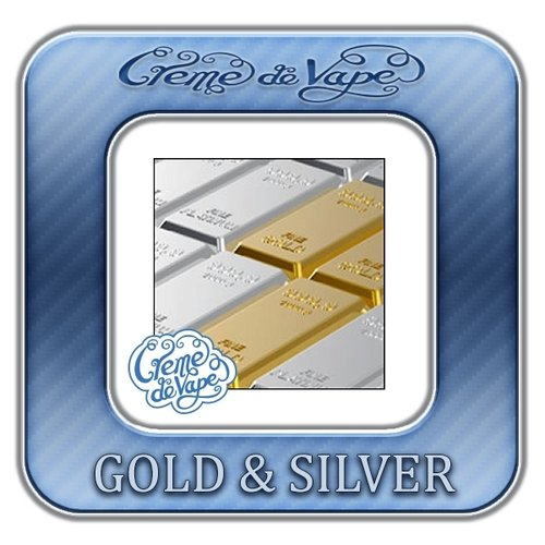 Gold & Silver by Creme de Vape - 30ml