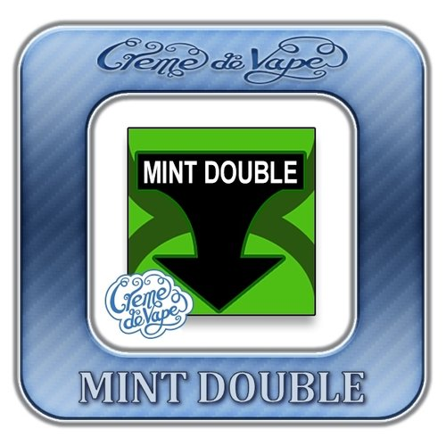 Mint Double by Creme de Vape - 30ml