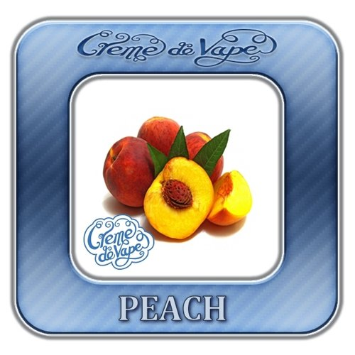 Peach by Creme de Vape - 30ml