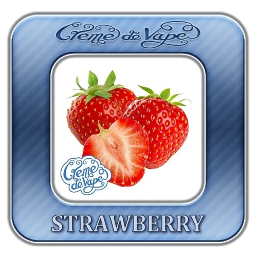 Strawberry by Creme de Vape - 30ml