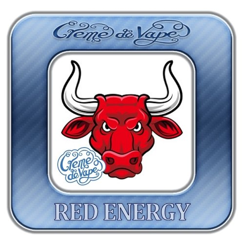 Red Energy by Creme de Vape - 30ml