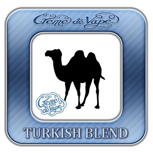 Turkish Blend by Creme de Vape - 30ml