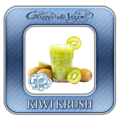 Kiwi Krush MAX VG by Creme de Vape - 10ml