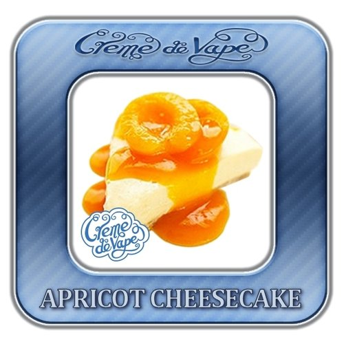Apricot Cheesecake MAX VG by Creme de Vape - 30ml