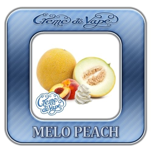Melo Peach MAX VG by Creme de Vape - 30ml