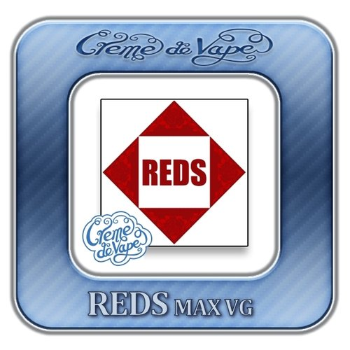 Reds MAX VG by Creme de Vape - 30ml