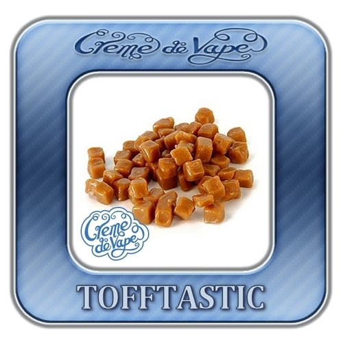 Tofftastic MAX VG by Creme de Vape - 30ml