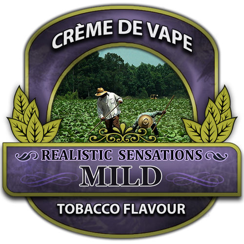 RS Mild by Creme de Vape - 30ml