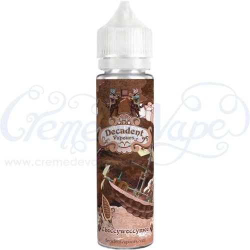 Choccywoccymoo - by Decadent Vapours - 50ml shortfill