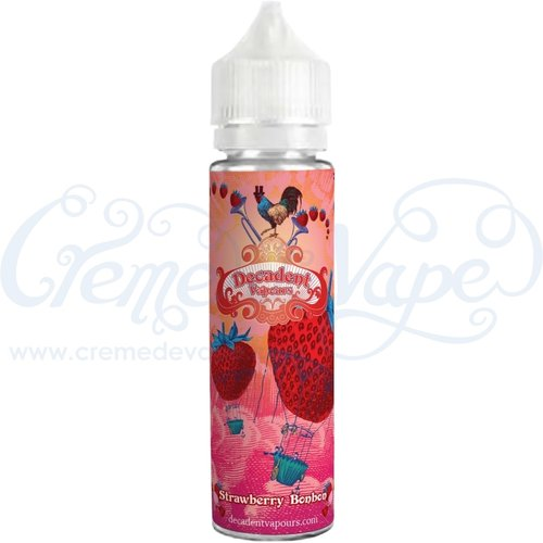 Strawberry Bonbon - by Decadent Vapours - 50ml shortfill