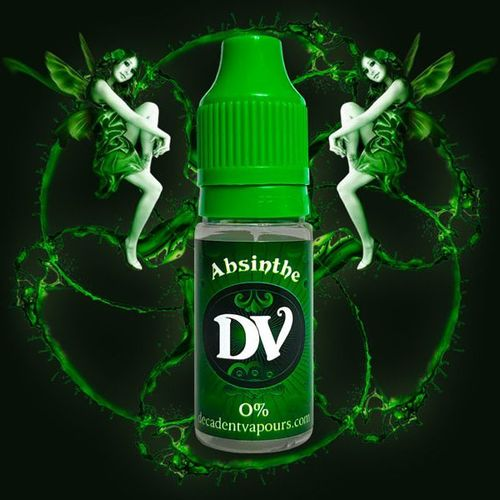 Absinthe by Decadent Vapours - 10ml