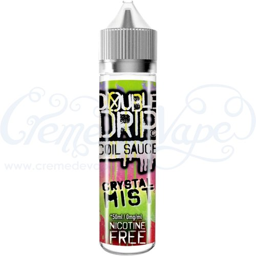 Crystal Mist by Double Drip - 50ml shortfill