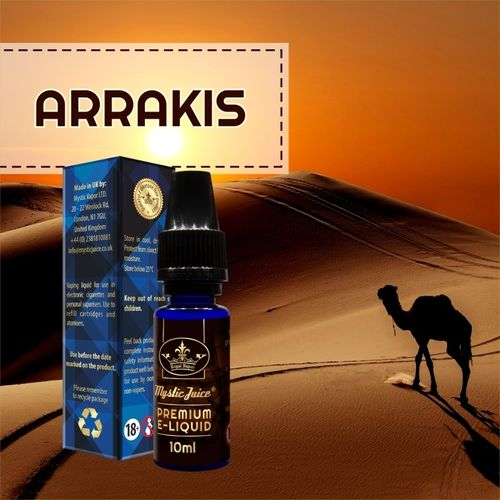 Arrakis by Mystic - 10ml