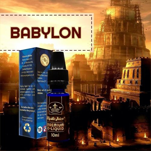 Babylon by Mystic - 10ml
