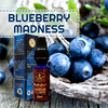 Blueberry Madness by Mystic - 10ml