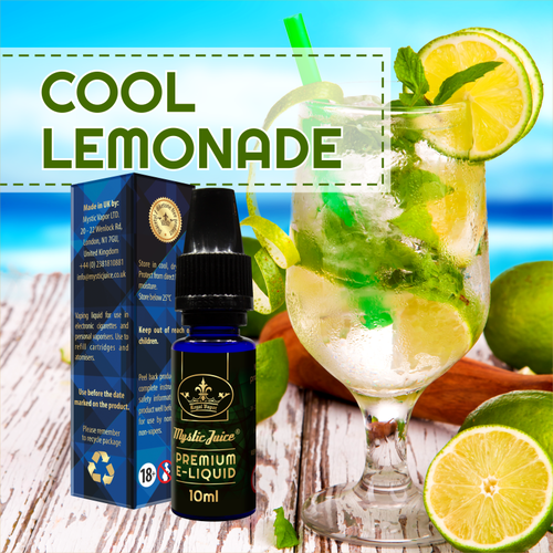 Cool Lemonade by Mystic - 10ml