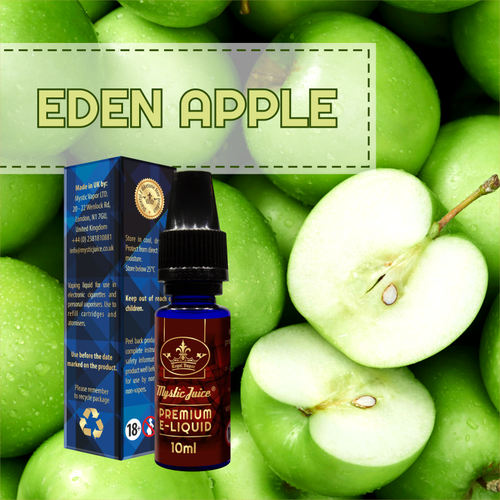 Eden Apple by Mystic - 10ml