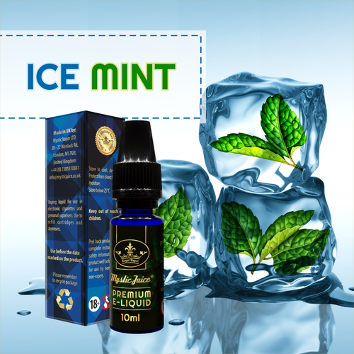 Icemint by Mystic - 10ml