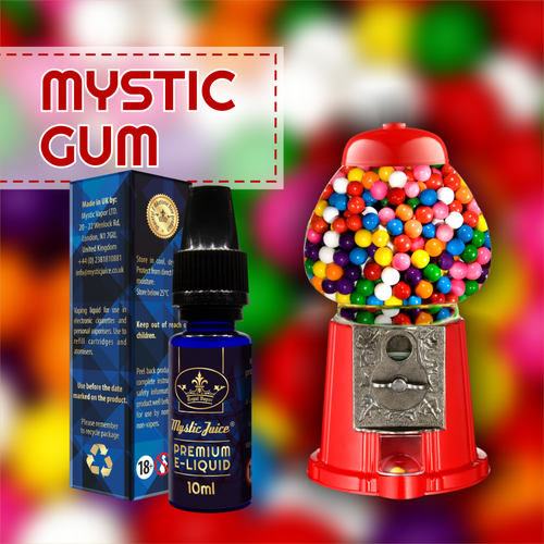 Gum by Mystic - 10ml
