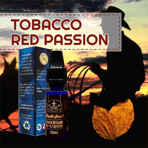 Red Passion by Mystic - 10ml